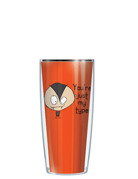 Just My Type Tumbler - Signature Tumblers - Tumbler -  - 1