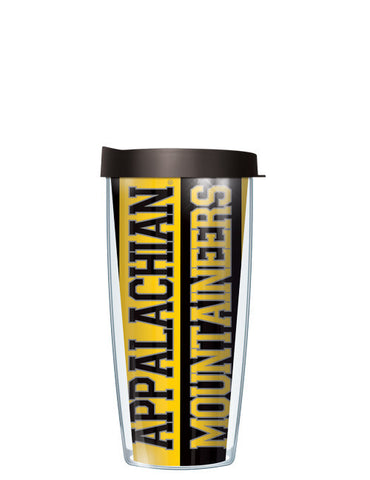 Appalachian State - Vertical Stripes Pattern