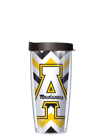 Appalachian State - Chevron Pattern