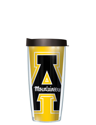 Appalachian State - Large Logo Repeat Pattern Inside Pattern