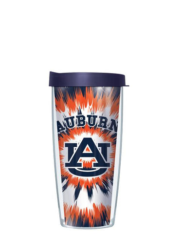 Auburn University - Tie Dye Pattern