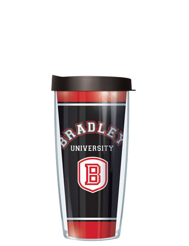 Bradley University - Varsity Stripes Pattern