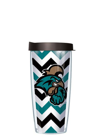Coastal Carolina University - Chevron Pattern