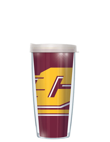 Central Michigan University - Large Logo Pattern