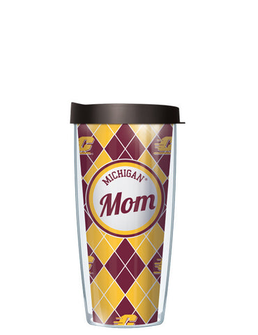 Central Michigan University - Mom Pattern