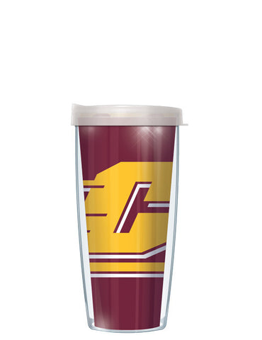 Central Michigan University - Large Logo Repeat Pattern Inside Pattern