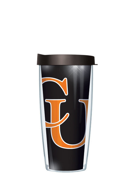Campbell University - Large Logo Pattern