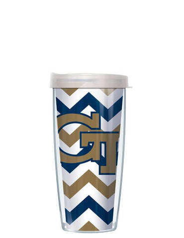 Georgia Tech - Chevron Pattern