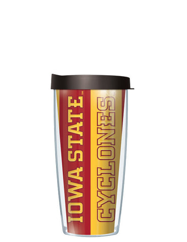Iowa State University - Vertical Stripes Pattern