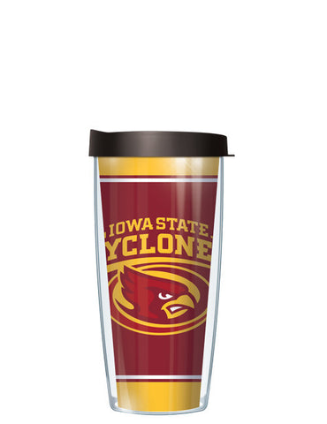Iowa State University - Varsity Stripes Pattern