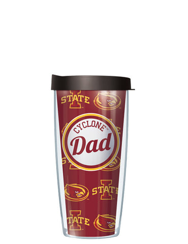 Iowa State University - Dad Pattern