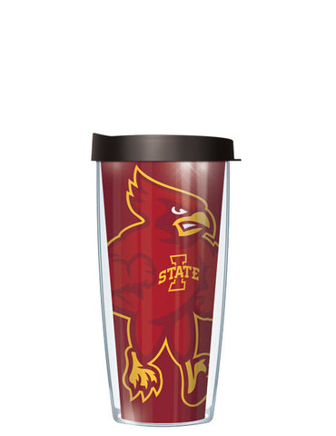 Iowa State University - Large Logo Repeat Pattern Inside Pattern