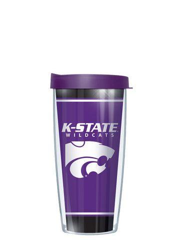 Kansas State University - Varsity Stripes Pattern
