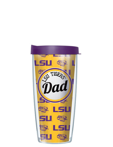 Louisiana State University - Dad Pattern