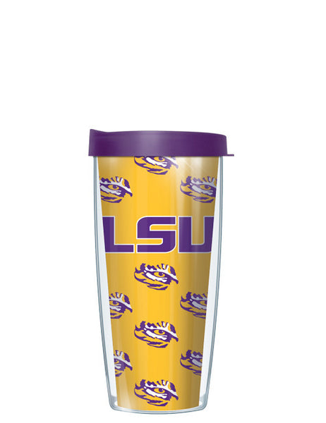 Louisiana State University - Repeating Pattern Pattern