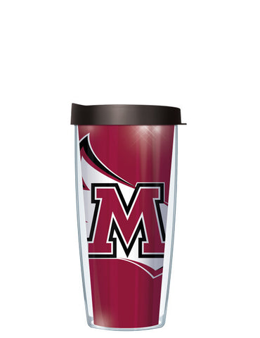 Meredith College - Large Logo Pattern