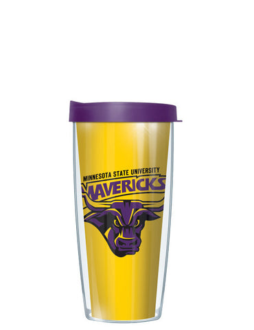 Minnesota State University, Mankato - Large Logo Pattern