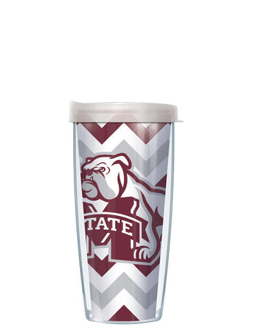 Mississippi State University - Chevron Pattern