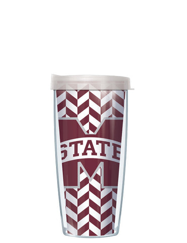 Mississippi State University - Herringbone Pattern