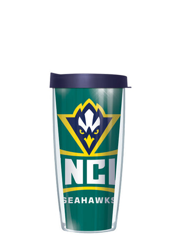 University of North Carolina Wilmington - Large Logo Pattern