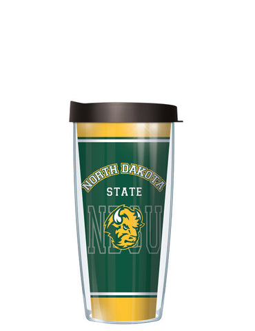 North Dakota State University - Varsity Stripes Pattern