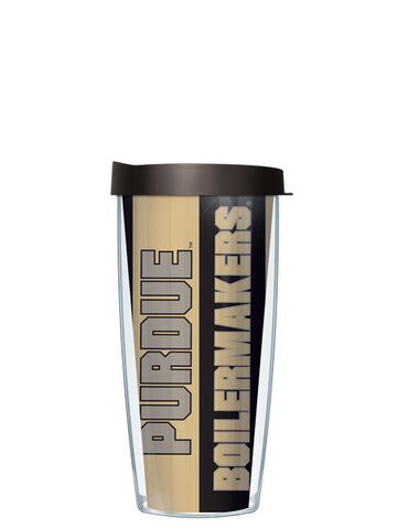 Purdue University - Vertical Stripes Pattern