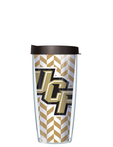 University of Central Florida - Herringbone Pattern