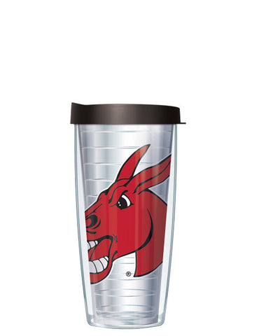 University of Central Missouri - Large Logo on Clear Pattern