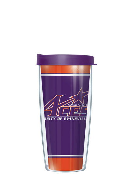 University of Evansville - Varsity Stripes Pattern