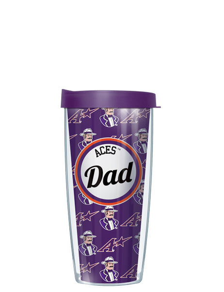 University of Evansville - Dad Pattern