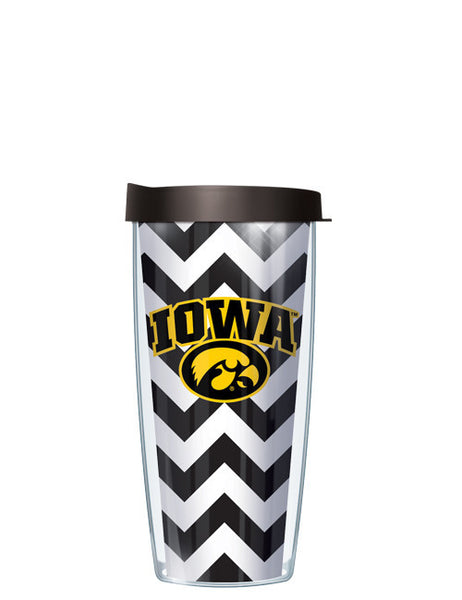 University of Iowa - Chevron Pattern