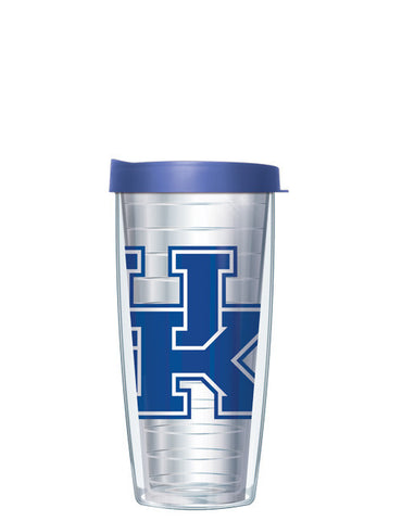 University of Kentucky - Large Logo on Clear Pattern