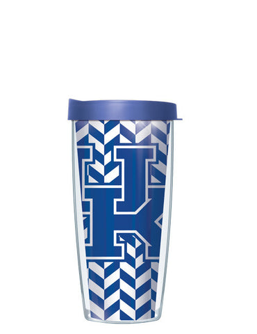 University of Kentucky - Herringbone Pattern