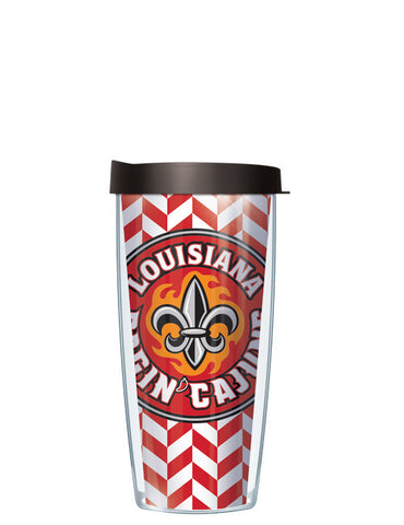 University of Louisiana Lafayette - Herringbone Pattern