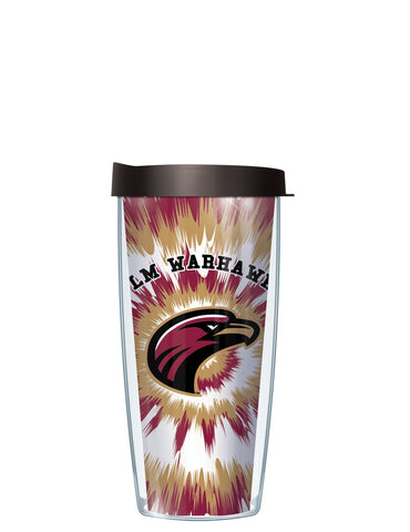 University of Louisiana, Monroe - Tie Dye Pattern