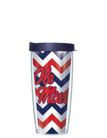 University of Mississippi - Chevron Pattern