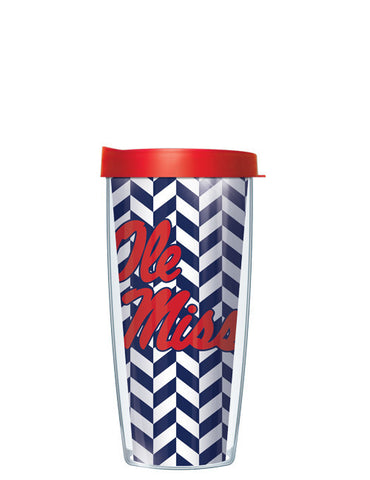 University of Mississippi - Herringbone Pattern