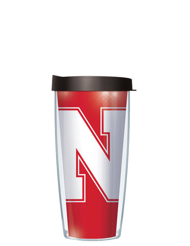 University of Nebraska - Large Logo Pattern