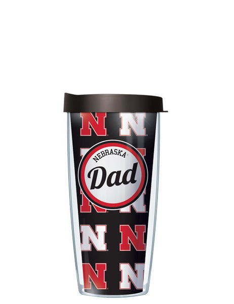 University of Nebraska - Dad Pattern