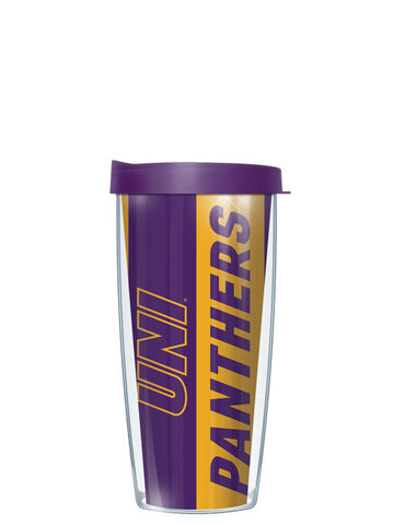 University of Northern Iowa - Vertical Stripes Pattern