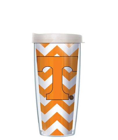 University of Tennessee - Chevron with Clear Lid