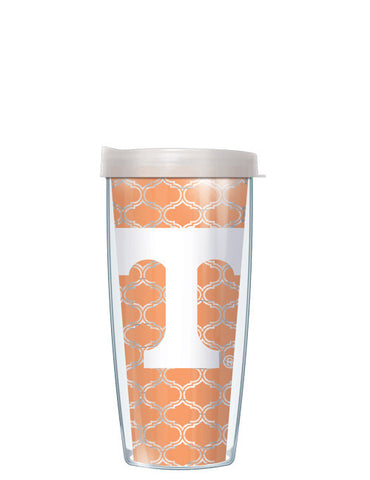 University of Tennessee - Clear Duofoil Pattern with Clear Lid