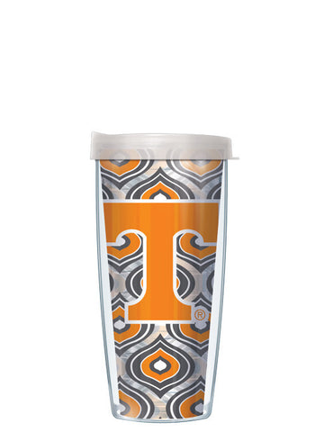 University of Tennessee - Clear Color Drops with Clear Lid