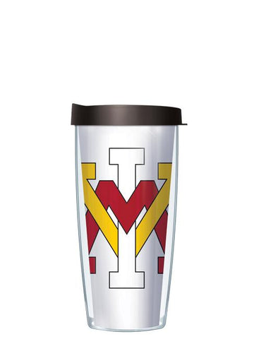 Virginia Military Institute - Large Logo with Red Lid