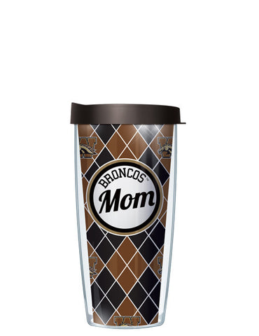 Western Michigan University - Mom Pattern