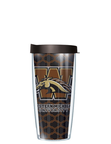 Western Michigan University - Mom on Dots Pattern