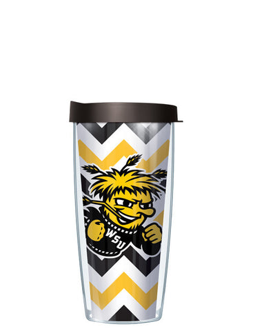 Wichita State University - Chevron Pattern