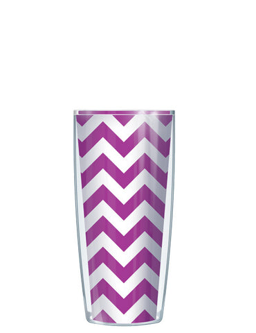 Purple Chevron - Signature Tumblers - Tumblers -  - 1