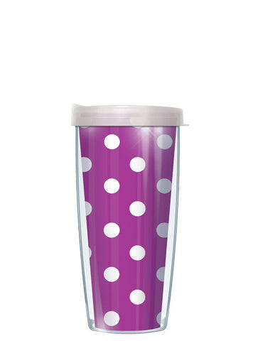 Purple Dots - Signature Tumblers - Tumblers -  - 2