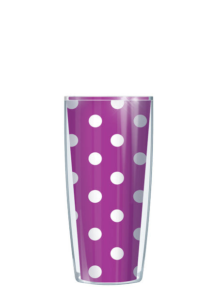 Purple Dots - Signature Tumblers - Tumblers -  - 1